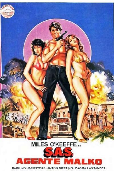 affiche S.A.S. à San Salvador