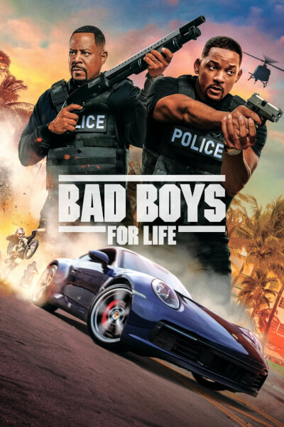 Affiche Bad Boys for Life