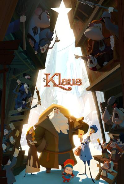 Affiche Klaus