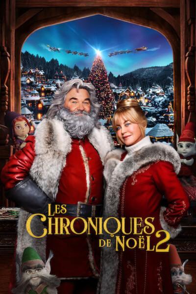 affiche Les chroniques de Noël 2