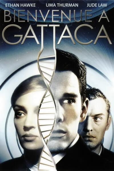 affiche Bienvenue à Gattaca