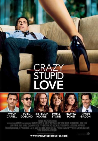 Affiche Crazy, Stupid, Love