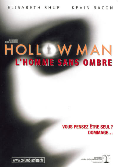 Affiche Hollow Man : L'Homme sans ombre