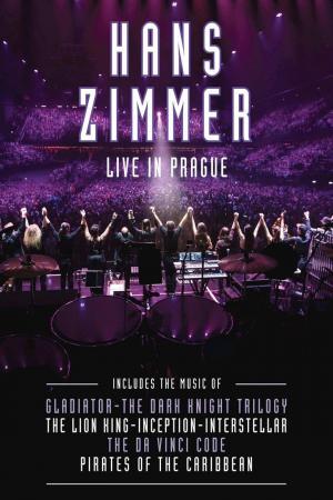 affiche Hans Zimmer: Live in Prague