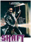 affiche Shaft, les nuits rouges de Harlem