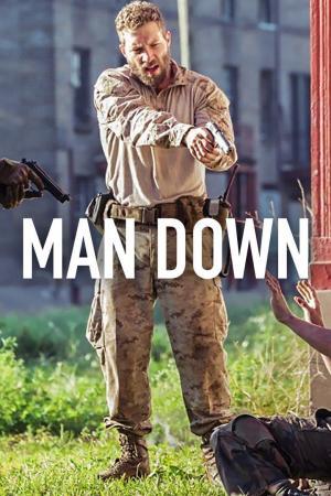 affiche Man Down