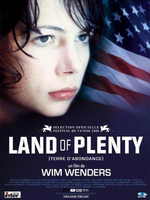 affiche Land of plenty (terre d'abondance)
