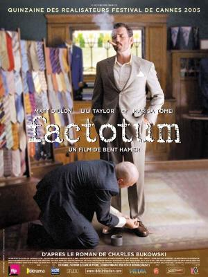 affiche Factotum