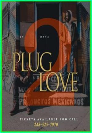 affiche Plug Love 2