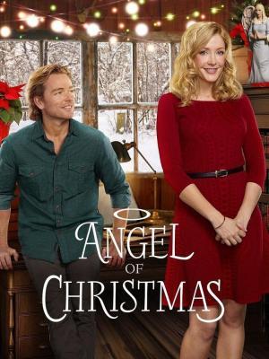 affiche L'ange de Noël