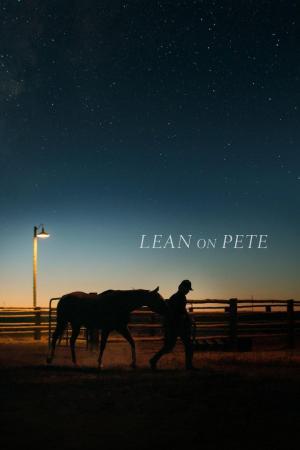affiche Lean on Pete