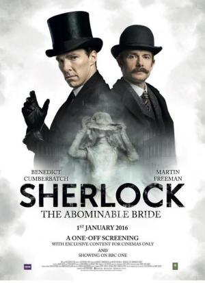 affiche Sherlock: L'Effroyable Mariée