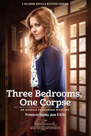 affiche Aurora Teagarden - A' vendre: trois chambres, un cadavre