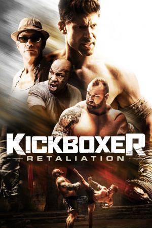 affiche Kickboxer : Retaliation