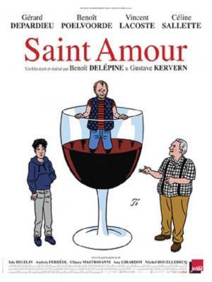 affiche Saint-Amour