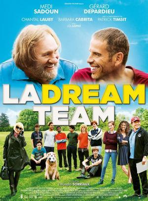 affiche La Dream Team