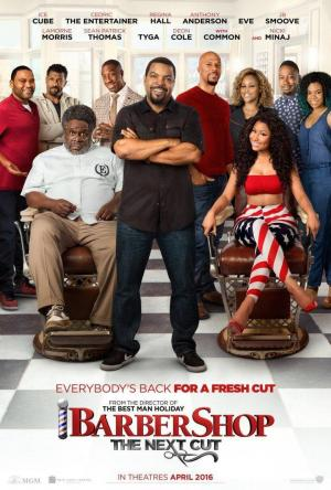 affiche Barbershop: The Next Cut