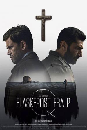 affiche Flaskepost fra P