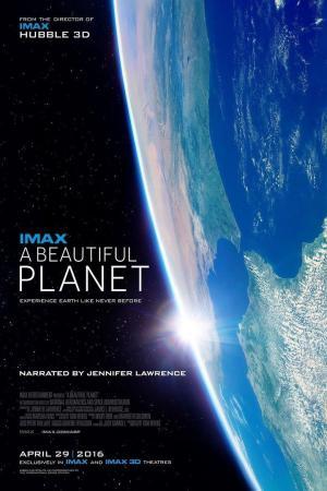 affiche A Beautiful Planet