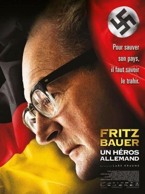 affiche Fritz Bauer, un héros allemand