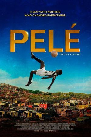 affiche Pelé - Naissance d'une légende