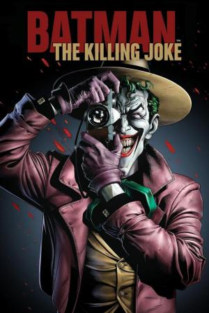 affiche Batman: The Killing Joke