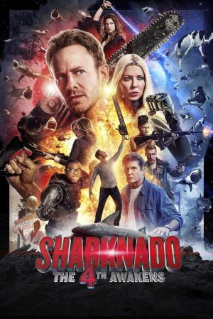 affiche Sharknado 4: The 4th Awakens