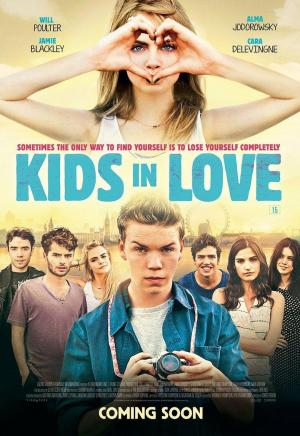 affiche Kids in Love