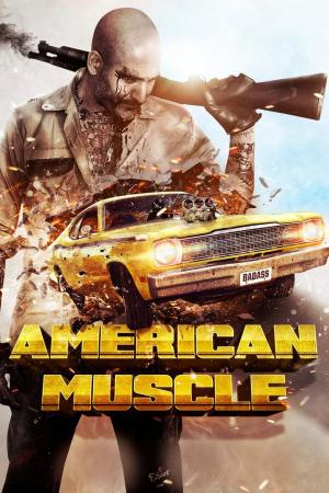affiche American Muscle