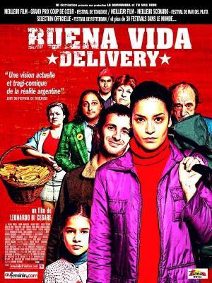 affiche Buena vida (delivery)