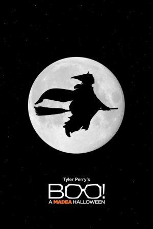 affiche Boo! A Madea Halloween