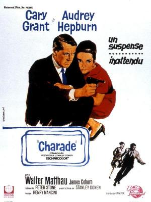 affiche Charade