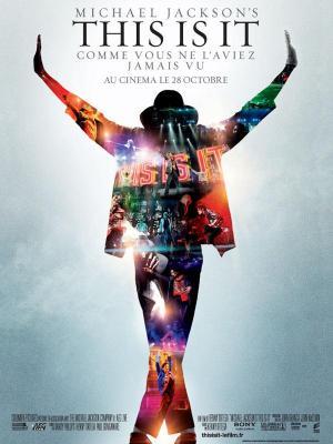 affiche Michael Jackson's This Is It