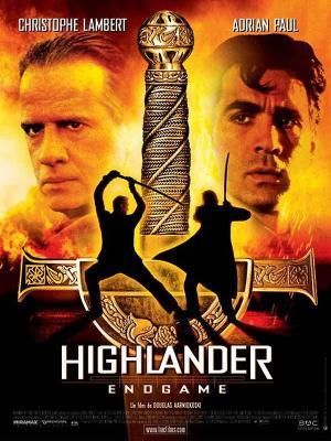 affiche Highlander: Endgame