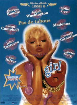 affiche Girl 6