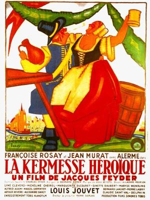 affiche La Kermesse héroïque