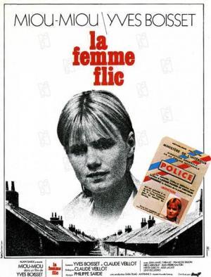affiche La Femme flic