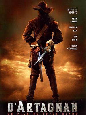 affiche D'Artagnan