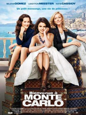 affiche Bienvenue à Monte-Carlo
