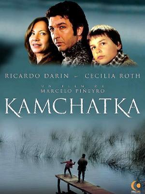 affiche Kamchatka