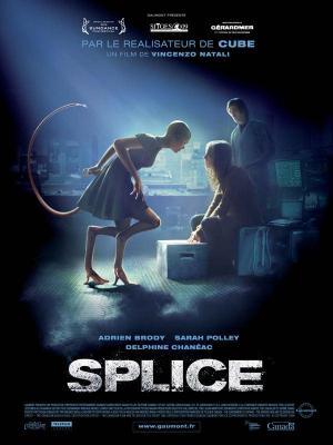 affiche Splice