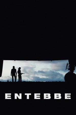 affiche Otages à Entebbe