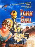 affiche Tank Girl
