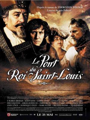 affiche Le Pont du roi Saint-Louis