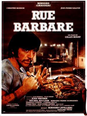 affiche Rue Barbare