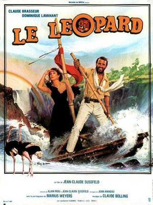 affiche Le Léopard