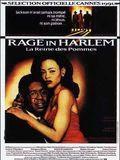 affiche Rage in Harlem