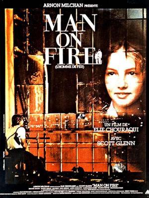 affiche Man on Fire