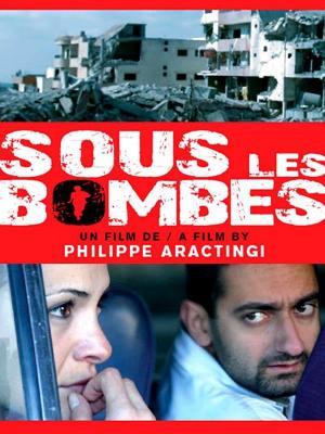 affiche Sous les bombes