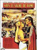 affiche Sous le signe de Rome